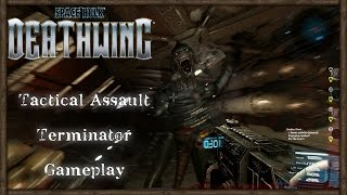 SPACE HULK DEATHWING TACTICAL ASSAULT GAMEPLAY (Closed Beta) Chapter 2
