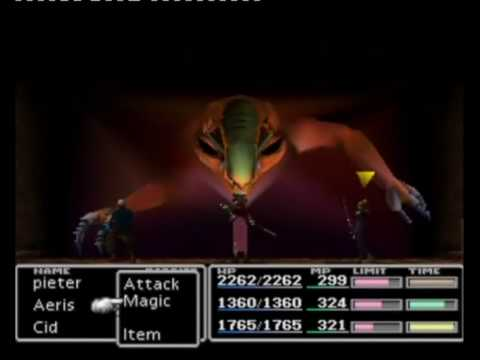 final fantasy 7 walktrough