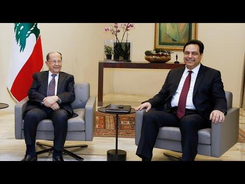 لبنان: الإعلان عن تشكيل الحكومة الجديدة برئاسة حسان دياب  - نشر قبل 1 ساعة