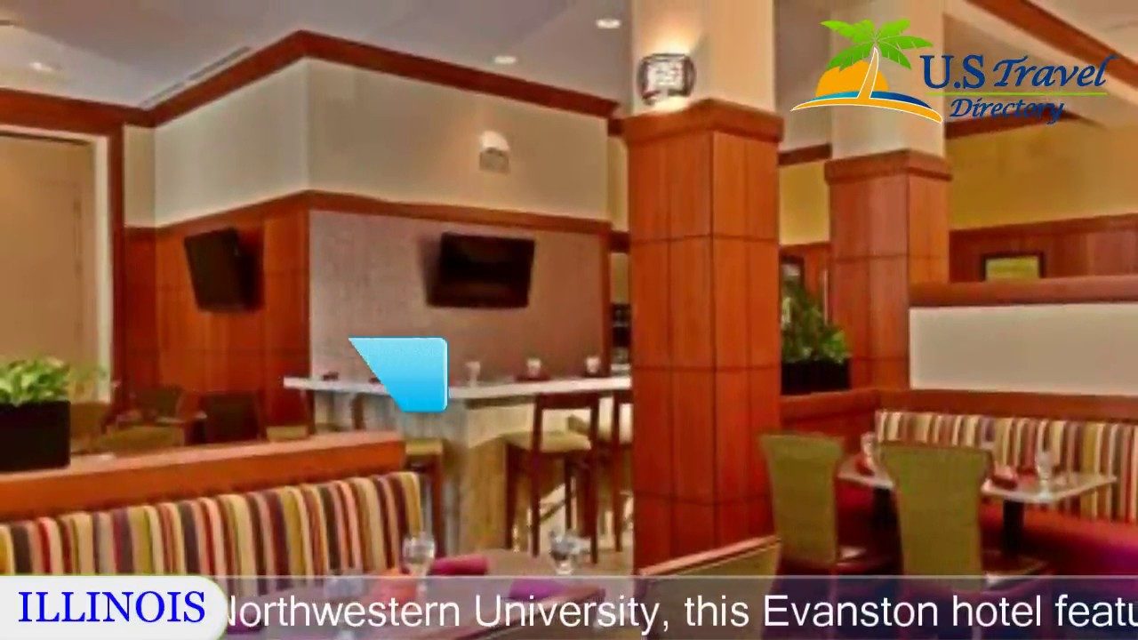 Hilton Garden Inn Evanston - Evanston Hotels, Illinois - YouTube