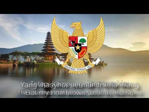 Indonesian Patriotic Song - Tanah Airku (My Homeland)