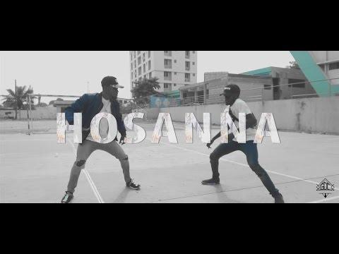 Shatta Wale - Hosanna ft. Burna Boy  || The Gentlemen Choreography