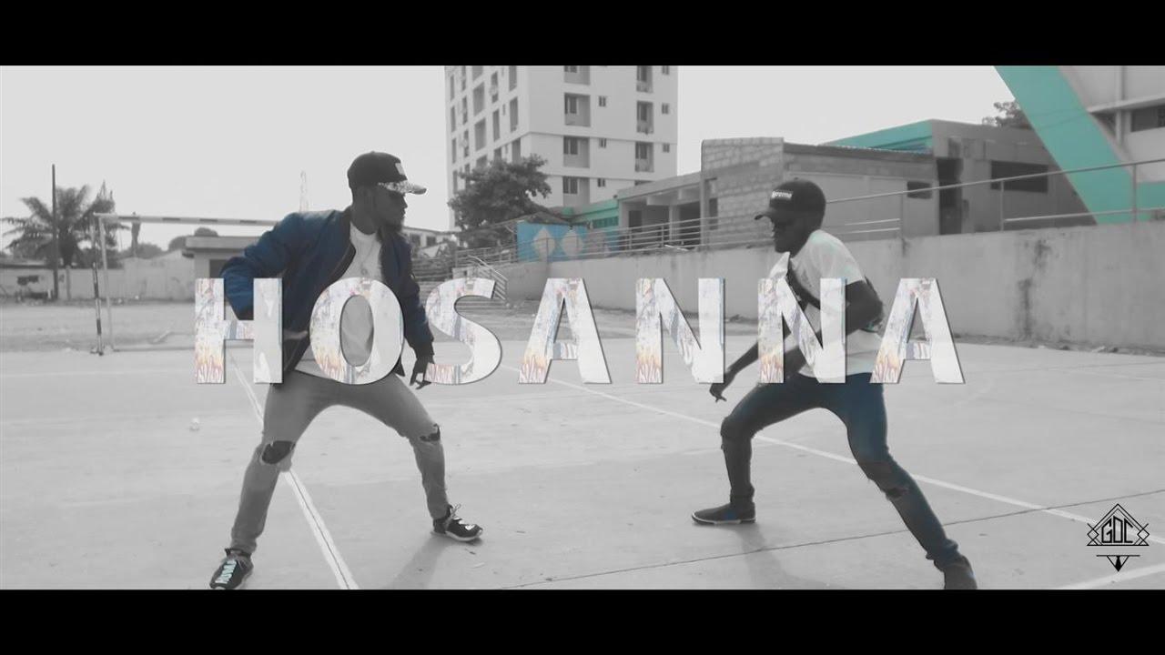 Download Shatta Wale - Hosanna ft. Burna Boy     The Gentlemen Choreography