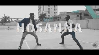 Shatta Wale - Hosanna ft. Burna Boy  || The Gentlemen Choreography