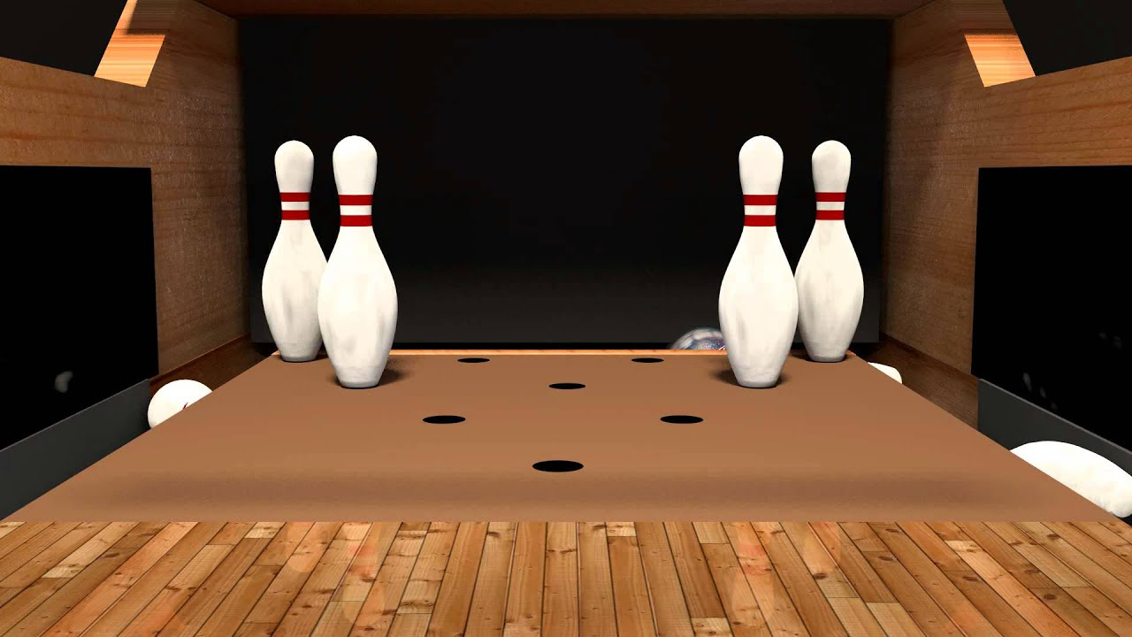 5 Pin Bowling Youtube Sv650 K3 Wiring Diagram Blender Simulation Leaving 4 6 7 10 Split