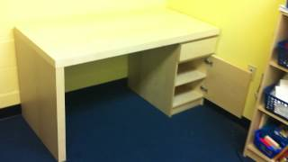 Ikea Desk Assembly Service Video For Dc Md Va Public School By Furniture Assembly Experts Llc