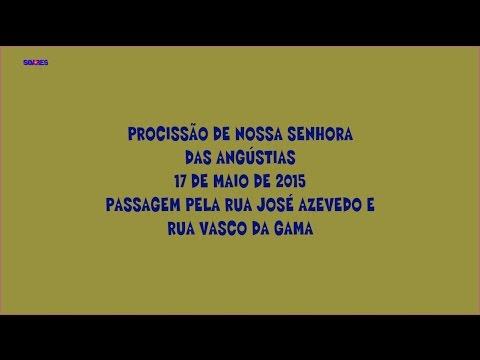 Procissão de Nossa Senhora das Angústias 2015 - Horta, Açores