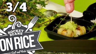 [3/4] Raclette: Podcast Ufo vs ABXO | Rocket Beans On Rice Staffel 2 | 28.12.2016