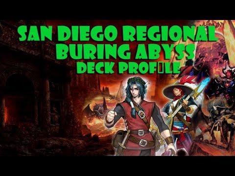 Yu-Gi-Oh! Burning Abyss Deck Profile (San Diego Regional) [March 2018 Format]