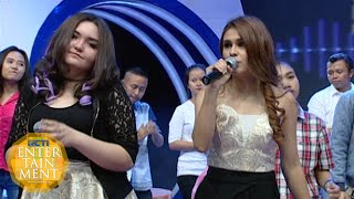 jebe and petty over you dahsyat 23 09 2015