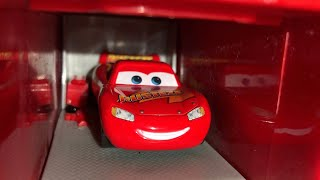 Disney Pixar Cars 3 Getting Ready Remake   Remastered Stop Motion!