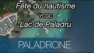 Fete du nautisme 2016 - Lac de Paladru - Yacht Club Grenoble Charavines