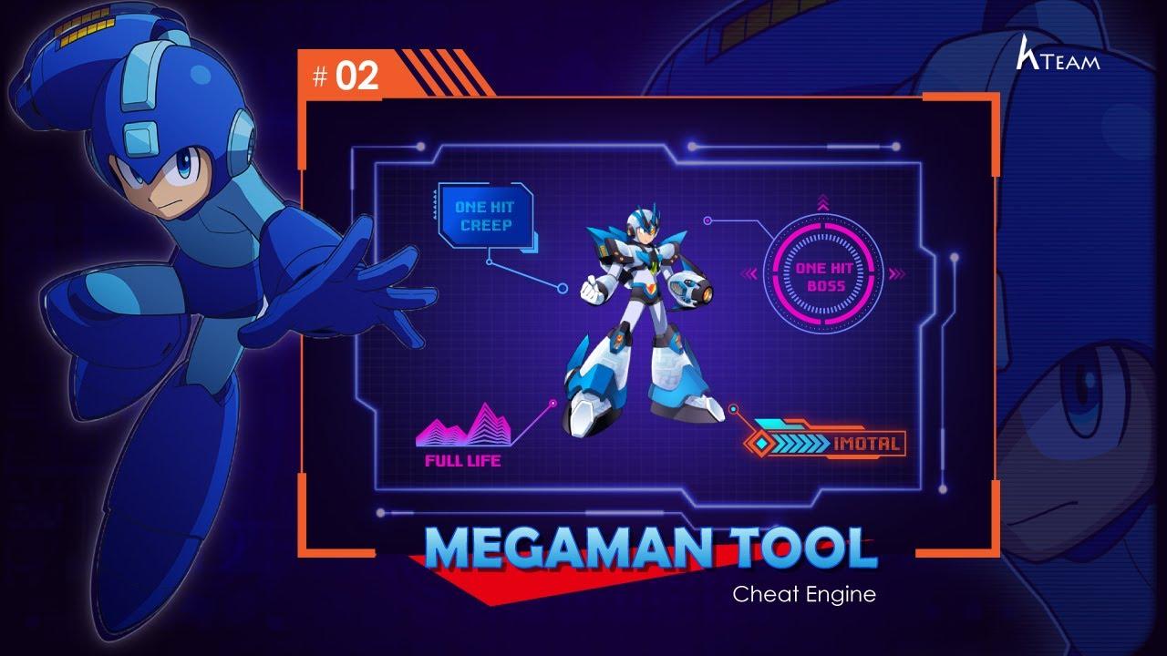 #WPF #CheatEngine #MegamanTool – Bài 2: Scan HP nhân vật freeze máu   #K9 #HowKteam