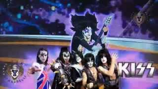 SCOOBY DOO AND KISS - I WAS MADE FOR LOVING YOU BABY- MOVIE CLIP