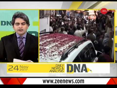 DNA: Analysis on release of Hafiz Saeed and Pakistan government's fixing
