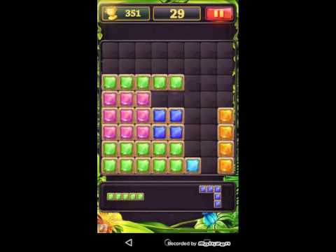 Block Puzzle Jewel Android Game Play  (1)