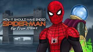 Download How Spider-Man Far From Home Should Have Ended Mp3 and Videos