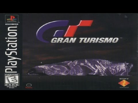 Gran Turismo 1 PS1 Gameplay