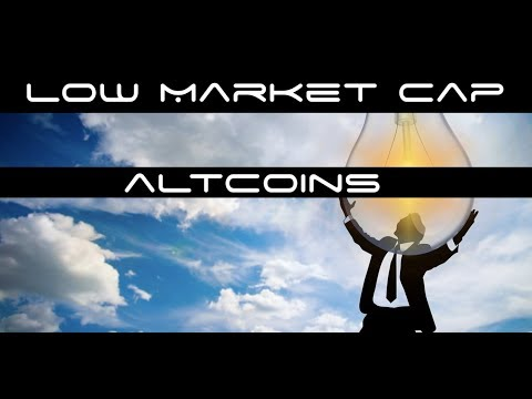 Low Market Cap Altcoin Cryptocurrency To Watch RIGHT NOW!