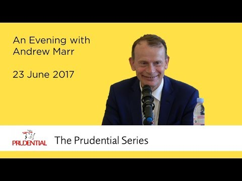 An Evening with Andrew Marr