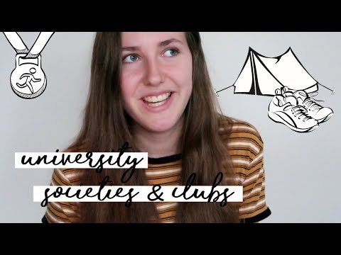 Why You Should Join Societies and Sports Clubs at University | alicedoesphysics