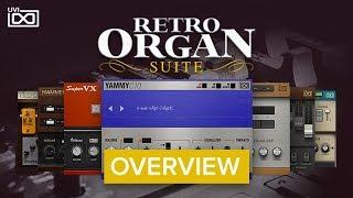 UVI Retro Organ Suite   Overview