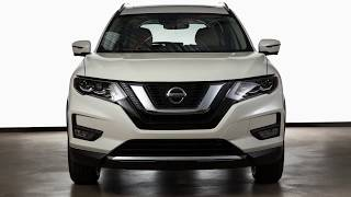 2018 Nissan Rogue - NissanConnect® Services Powered by SiriusXM (if so equipped)