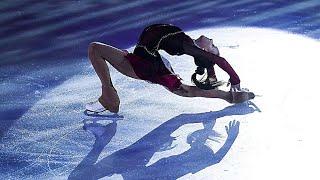 Anna Shcherbakova European Championships 2020 EX Показательный