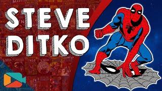 Steve Ditko:  Tribute to Comic Legend  - Editorial