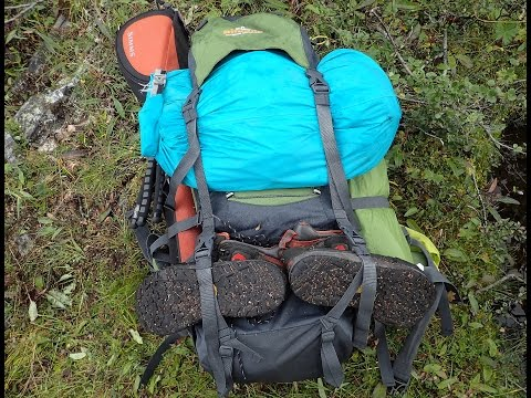 fishing and backpacking in finnmark august 2016