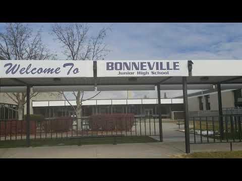 Bonneville Junior High School Building Tour
