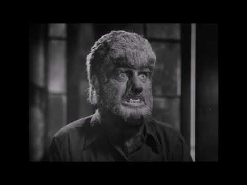 Lon Chaney: Man To Wolf Man Transformations
