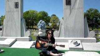 My tribute to Hank Williams Sr.- Cassidy Lynn