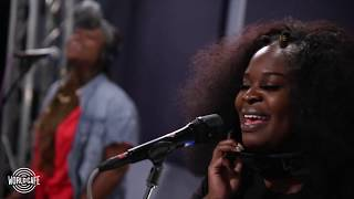 "Tank and the Bangas - ""Rollercoasters"" (Recorded Live for World Cafe)"