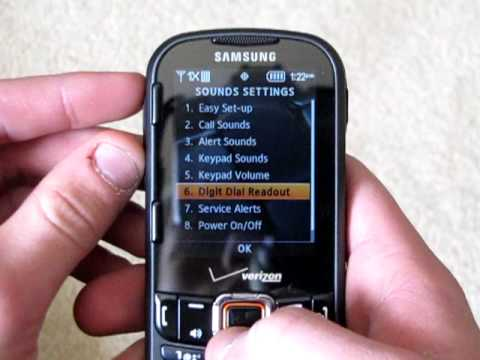 Samsung Intensity III Review