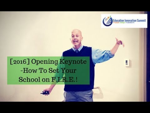 How To Set Your School on F.I.R.E.!