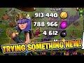 FAST & FUN TH10 QUEENWALK FARMING! - Let's Play TH10 - Clash of Clans