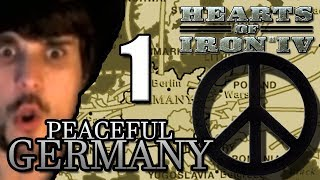 Peaceful Germany 1 Hearts of Iron IV HOI4