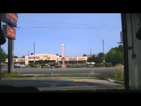 Time Lapse -- Charlo, MT to Federal Way, WA