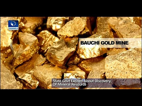 Bauchi Govt Announces Discovery Of Gold