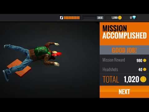 Sniper 3D Assassin: Free Games обзор игры