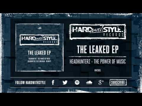 Headhunterz - The Power Of Music [HWS001]