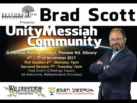 Brad Scott | Wildbranch Ministry in Albany, Western Australia 1 of 2