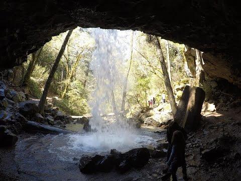 N. Ca. Watershed Series-Hedge Creek Falls Dunsmuir, Ca