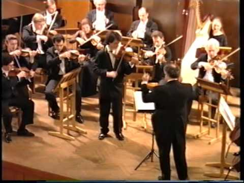 M Ravel – Tzigane – Constantin Orbelian – Moscow Chamber Orchesra