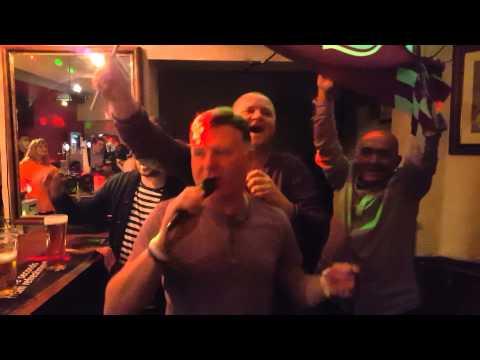 Unofficial villa Wembley song