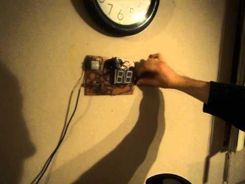 d tecteur de passage base de pir pic16f628a compteur carillon programm par moi m me. Black Bedroom Furniture Sets. Home Design Ideas