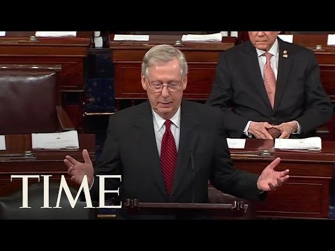 Mitch McConnell Rejects Call For Special Prosecutor After James Comey Fired   TIME