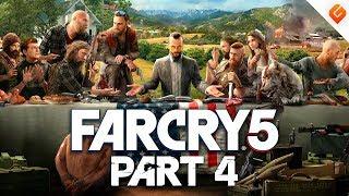 FAR CRY 5 Gameplay Walkthrough Part 4 - The Cleansing & Wingman