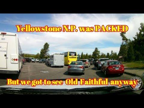 Yellowstone - Old faithful Geyser - Old Faithful Inn Part 2 - S2 EP042